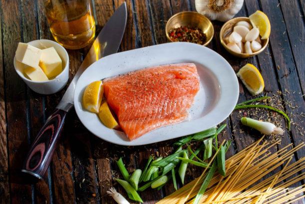 Frutos do mar - Alimentos Saudável