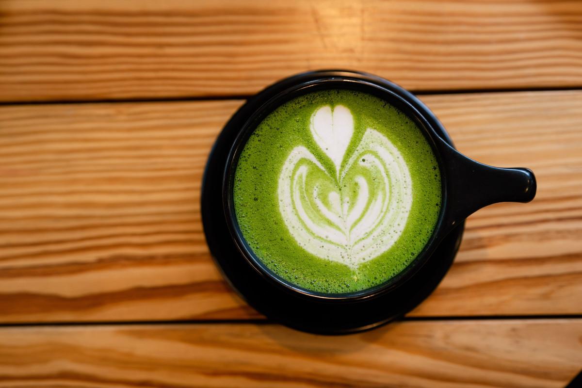 Chá verde benefício